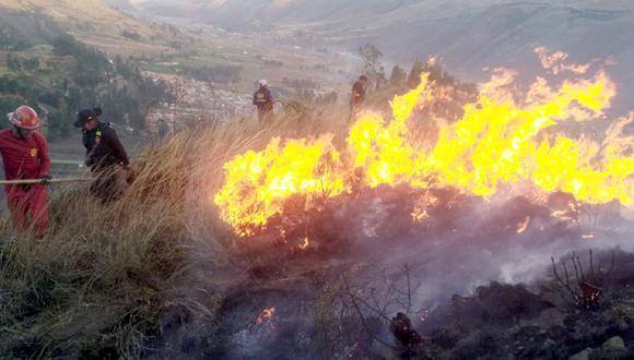Cusco: La gerente regional de de Recursos Naturales y Gestión del Medio Ambiente de Cusco, María Cazorla, informó que solo 17 de 112 municipios han presentado su plan de contingencia contra incendios forestales.