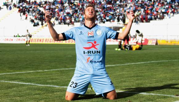 Boys cayó 4-0 ante Garcilaso en el Cusco con hat-trick de Danilo Carando y por el Clausura 2019 Liga 1. (Foto: José Carlos Angulo)