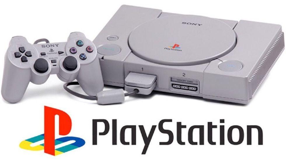 PlayStation 1 salió a la venta en 1994. (Difusión)