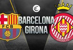 Barcelona vs. Girona EN VIVO: sin Lionel Messi, sigue aquí el partido amistoso