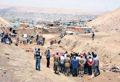 Huaicos dejan 3 mil afectados y 300 casas dañadas en Tacna