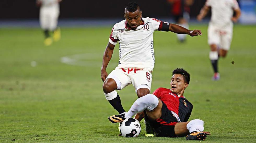 La 'U' empató y lleva 5 partidos oficiales sin ganar en el 2014 - 4