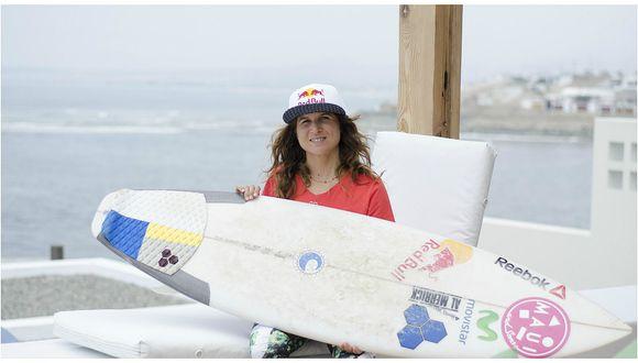 """Sofía Mulanovich se convirtió en mamá y compartió emotiva publicación: """"Llegaste para darnos ganas de vivir"""""""