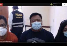 Callao: dictan prisión preventiva para banda que simulaba accidentes y cobraba indemnizaciones