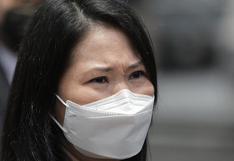 """Keiko Fujimori a Sagasti: """"Los complejos ideológicos están condenando a morir a todos por igual"""""""