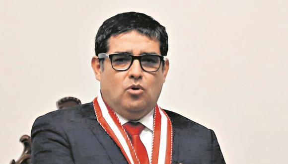 Fiscal Víctor Rodríguez Monteza no acudió a la audiencia donde se revisó casación de Keiko Fujimori. (Foto: GEC)