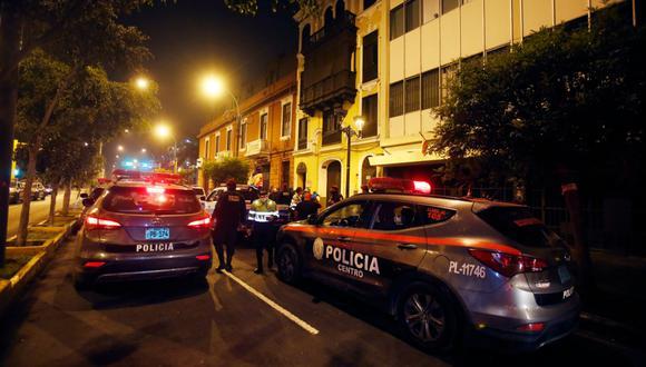 El local está ubicado en la cudra 11 de Nicolás de Piérola, en el Cercado de Lima.(Foto: César Grados /@photo.gec)
