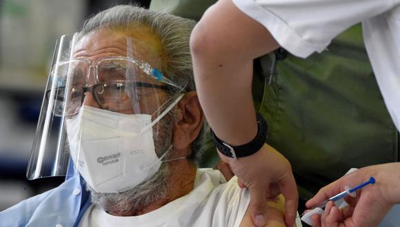 Coronavirus en México | Últimas noticias | Último minuto: reporte de infectados y muertos hoy, domingo 28 de febrero del 2021 | Covid-19 | (Foto: AFP / ALFREDO ESTRELLA).