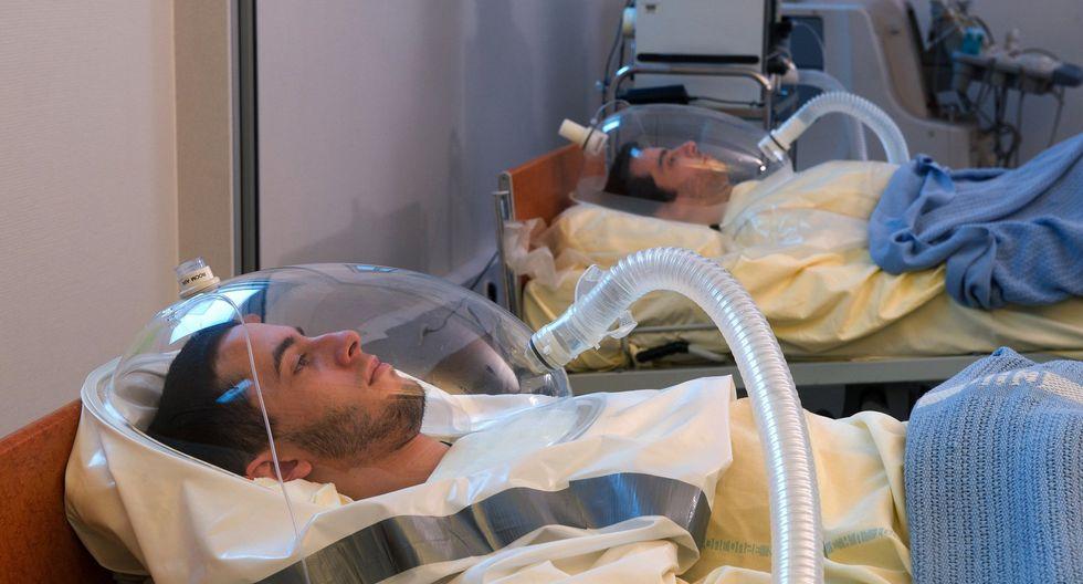 Los voluntarios son sometidos a diversos experimentos durante dos meses. (Foto: ESA)