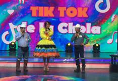"Ingeniero bailarín de Tik Tok visitará el set de ""El Reventonazo de la chola"""