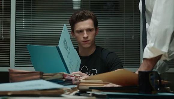 """Famoso tiktoker apareció en el tráiler de """"Spider-Man: No Way Home"""". (Foto: Captura)"""
