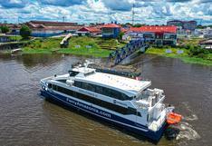 Loreto: inauguran el nuevo terminal de pasajeros de Iquitos