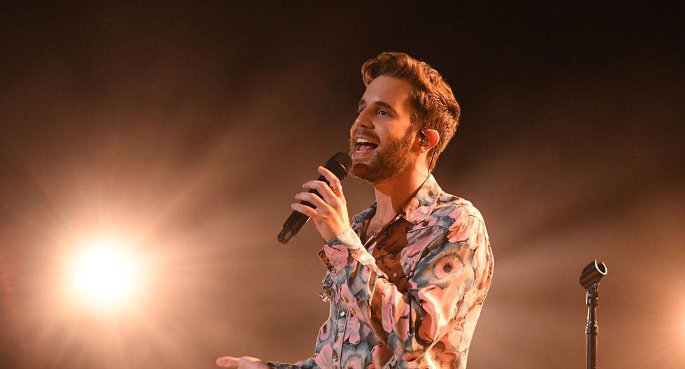 """""""Ben Platt en vivo desde Radio City Music Hall"""" - 20/05. (Foto: Netflix)"""