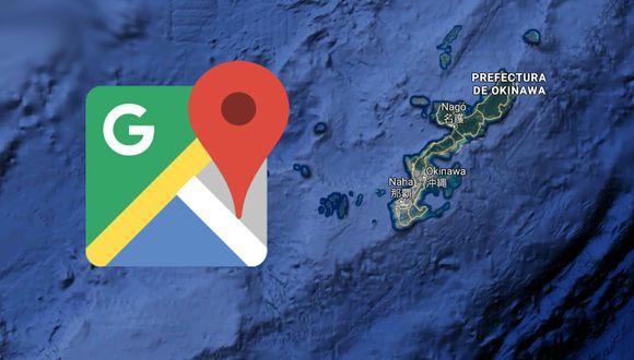 Sabes lo que puedes encontrar en la vista aérea de las islas desiertas en Google Maps. Esto te dejará sin palabras. (Foto: Google)