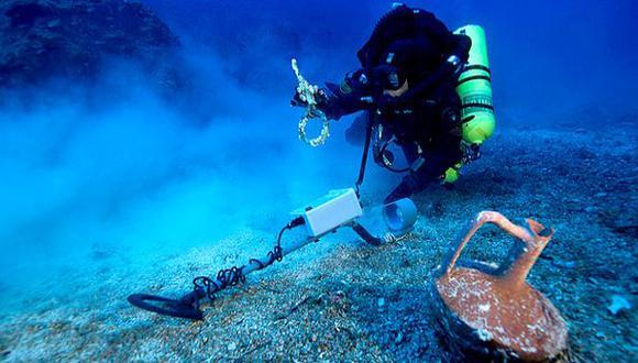 "Arqueólogos investigan al ""Titanic del mundo antiguo"""