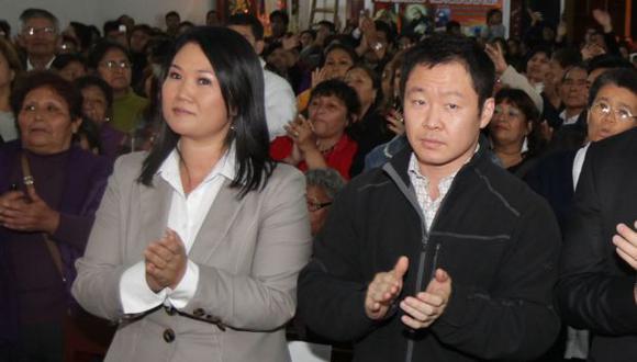 El congresista Kenji Fujimori dijo el lunes ante el fiscal que desconoce si el partido de su hermana Keiko tuvo vínculos con Odebrecht. (Foto: Archivo El Comercio)