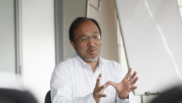Tanaka formó parte de la Comisión para la Reforma Política que planteó doce proyectos que han estado en debate desde el año pasado. (El Comercio / Paco Sanseviero).