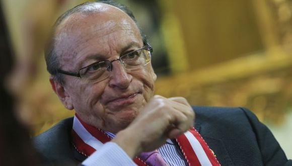 CNM elegiría mañana al reemplazo de José Peláez en la fiscalía