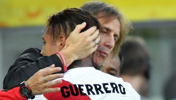 A Ricardo Gareca le queda un desafío pendiente con la selección peruana. (Foto: AFP)