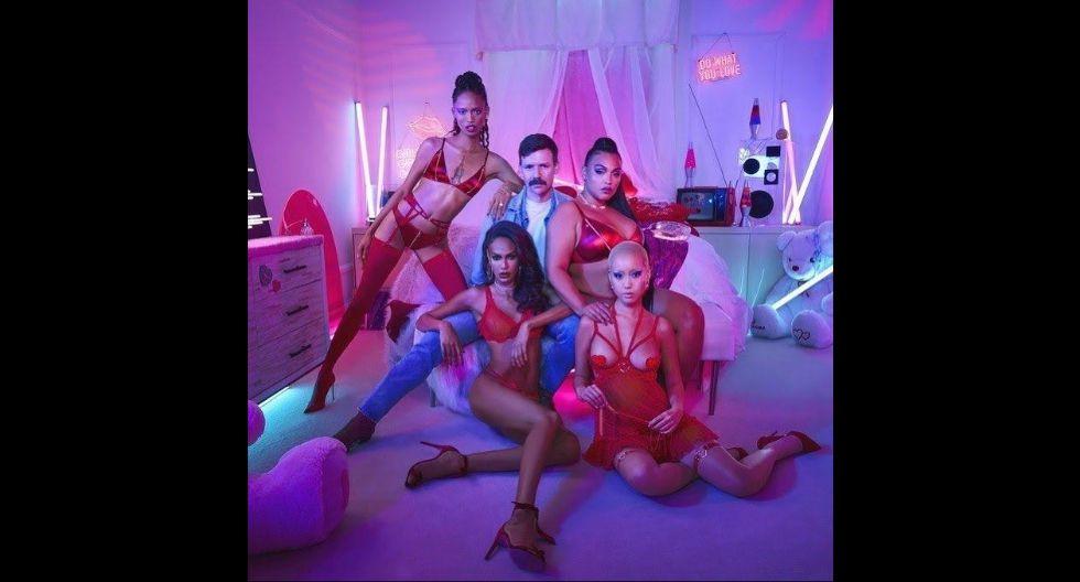 Como protagonistas de la campaña, destacan 4 modelos reconocidas de la industria: Joan Smalls (Puerto Rico), Paloma Elsesser (Reino Unido), Adesuwa Aighewi (Estados Unidos) y Fiffany Luu (Estados Unidos). (Foto: IG/ @fiffanyluu)
