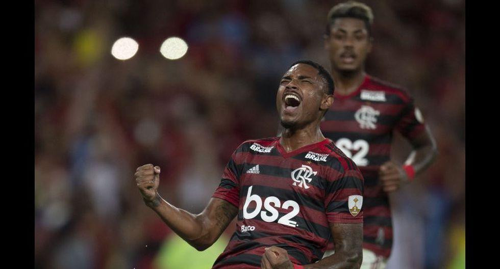 Flamengo viene por la hazaña en Lima. (Foto: AFP)