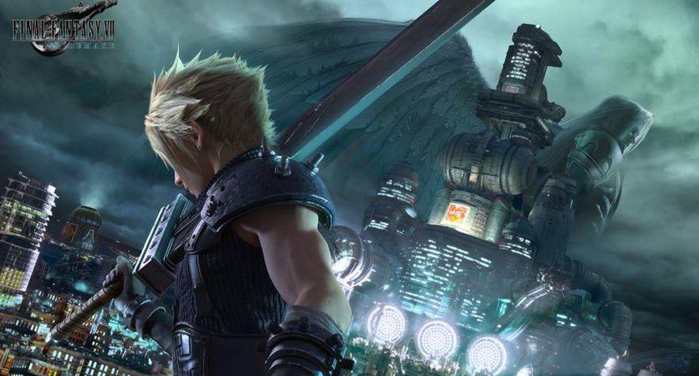 El remake de Final Fantasy VII es uno de los títulos más esperados del 2020. Este videojuego marcó a toda una generación de jugadores y se consagró como uno de los mejores títulos de PlayStation 1. (Foto: Square Enix)