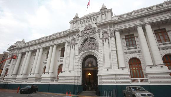 El Congreso reportó un aumento de casos de COVID-19 en ese poder del Estado. (Foto: Andina)
