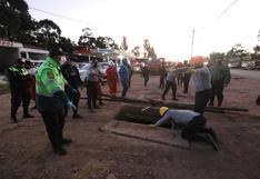 Cusco: Defensoría pide a las autoridades mayor celeridad en investigar la muerte de adolescente que cayó a buzón