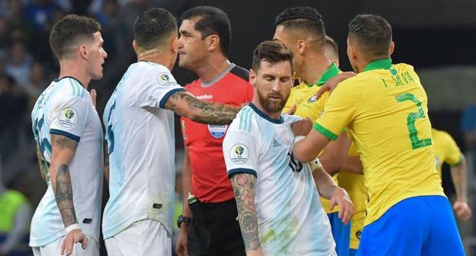 Brasil enfrenta este viernes (12 p.m.) a Argentina en Arabia Saudita en un duelo amistoso que sacará chispas. (Foto: AP)