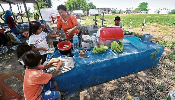 En Piura se teme un probable brote de cólera