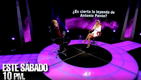 """""""El valor de la verdad"""": Doménica Delgado hablará sobre su relación con Antonio Pavón. (Foto: Captura de video)"""