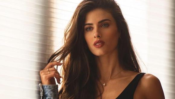 Luciana Sismondi es una presentadora de televisión de 32 años (Foto: Luciana Sismondi/ Instagram)