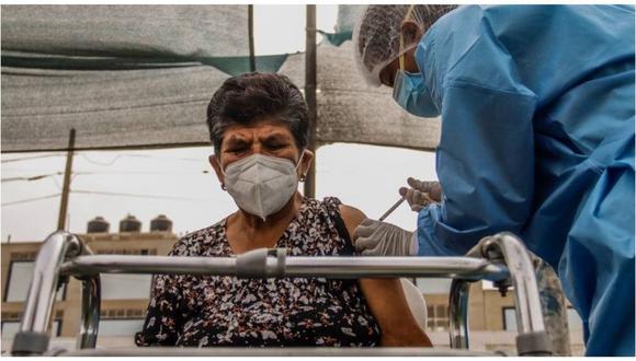 El proceso de vacunación de Fase 1 contra el coronavirus continúa a nivel nacional   Foto: Cortesía Randy Reyes