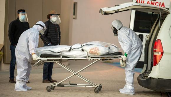 Coronavirus en México | Últimas noticias | Último minuto: reporte de infectados y muertos hoy, viernes 26 de febrero del 2021 | Covid-19 | (Foto: EFE/ Miguel Sierra).