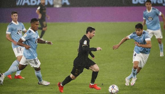 Tapia y Messi se han enfrentado en selecciones y clubes. (Foto: EFE)