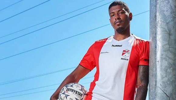 Miguel Araujo está en el once ideal de la Eredivisie. (Foto: @FC_Emmen)