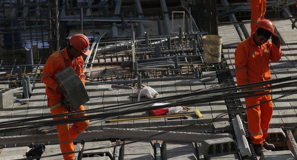 El MTPE creó también un grupo de trabajo que elaborará un listado de actividades del sector construcción. (Foto: GEC)