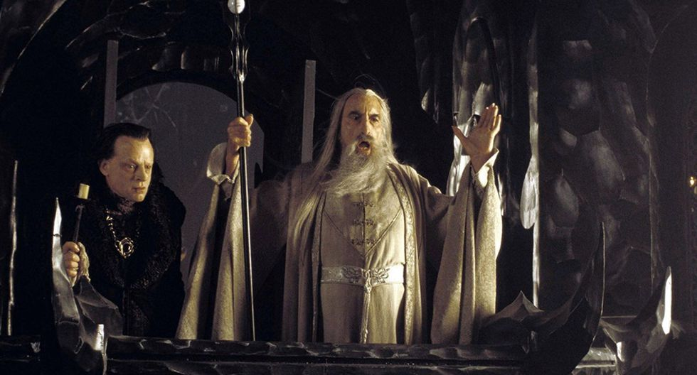 """Puesto: 23: """"The Lord of the Rings: The Return of the King""""- Recaudación a nivel mundial: $1,119.9 - Año: 2003."""