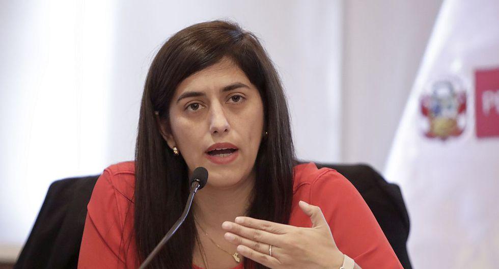 """La ministra Alva aseveró que """"no era legal ni financieramente viable"""" que su sector """"efectúe un aporte de capital a Petro-Perú"""" para sanear la deuda por la refinería de Talara. (Foto: MEF)"""