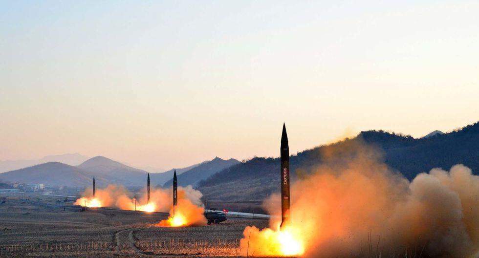 Las tensiones entre las grandes potencias suponen un riesgo pues puede desencadenar una guerra nuclear. (AFP)