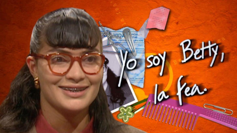 Yo soy Betty, la fea, o simplemente Betty, la fea, es una telenovela colombiana, creada por RCN Televisión y escrita por Fernando Gaitán, ganadora del Guinness Records 2010. Se estrenó el 25 de octubre de 1999 y finalizó el 8 de mayo de 2001. | Crédito: RCN / Composición