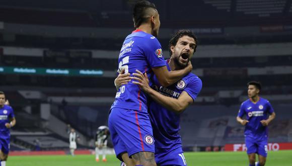 Cruz Azul venció a Monterrey con gol de Roberto Alvarado | Foto: Cruz Azul