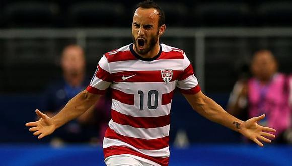 Landon Donovan será capitán en su despedida con Estados Unidos