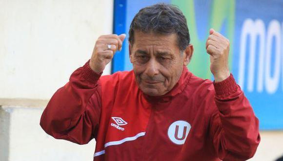 """Chale celebra el Apertura ganado por la 'U': """"Nadie nos para"""""""