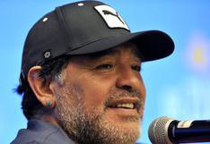 El gran detalle de los jugadores Estrasburgo y Rennes para rendir homenaje a Maradona | FOTO