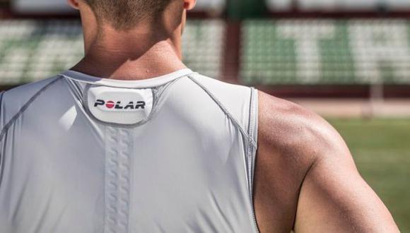 CES 2017: la camiseta deportiva con GPS y pulsómetro [VIDEO]
