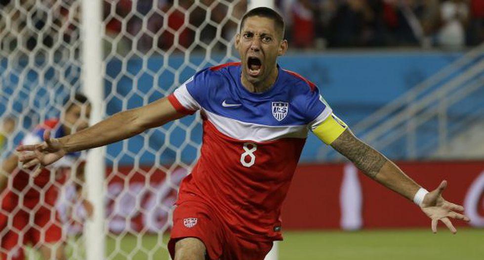 Futbolista y rapero: Clint Dempsey sacará disco tras el Mundial