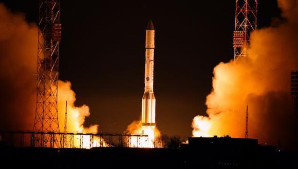Europa lanza primera pieza de su autopista espacial de datos