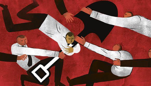Acción Popular, la revuelta de las bases. (Ilustración: Giovanni Tazza)