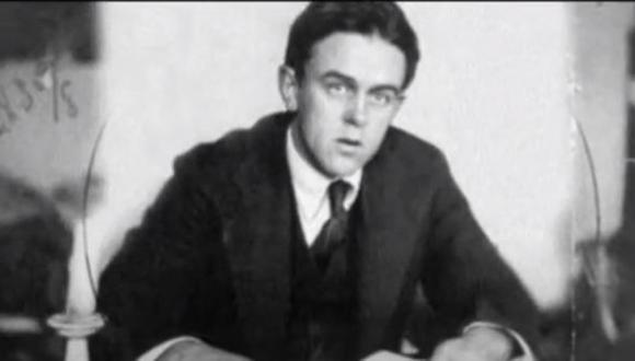 John Reed, el periodista excepcional de la Revolución rusa. (Captura de pantalla)